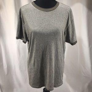 Tommy Hilfiger Men/'s Briar Stripe Crewneck Sweatshirt Thick Tee Choose Size